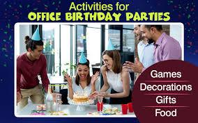 Office Birthday Office Birthday Party Ideas