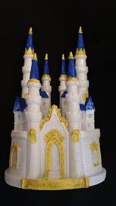Princess Castle Castle Cake Topper Birthday Cake Topper Etsy