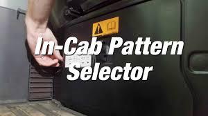 How To Change Control Pattern On John Deere Excavator