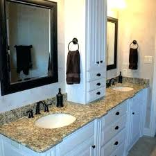 charming ideas bathroom storage tower and counter simple vanities with towers vanity countertop home improvement bathroom storage tower