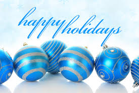 happy holidays images. Exellent Happy Happyholidaysbluechristmasballs And Happy Holidays Images W