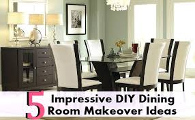 Dining Room Makeover Ideas Cool Inspiration Design