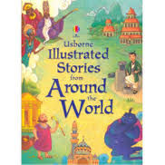 Illustrated Stories from Around The World, Usborne Illustrated Stories, Lesley  Sims price in Saudi Arabia | Compare Prices