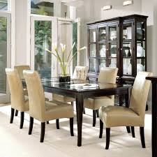 ideas for dining room table decor counter height home ...