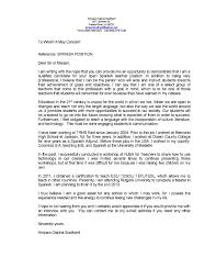 Cover Letter For English Teaching Position Adriangatton Com