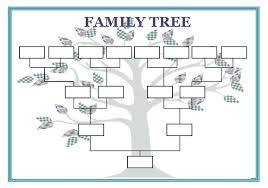 Family Tree Templates Microsoft 12 Premium Family Tree Template For Free Free Premium Templates