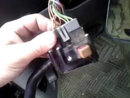 how to fix your signal switch or combo switch 1996 ford f150