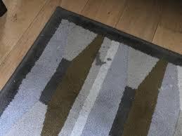 ikea grey mustard rug