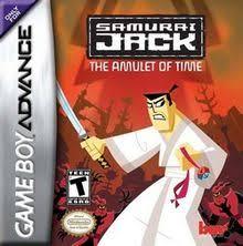 samurai jack the amulet of time