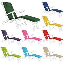 waterproof steamer chair cushion seat