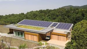 Green Technology House Design Sustainable Building Design For The First Leed Platinum In