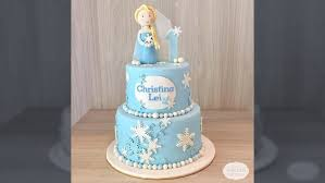 18 Frozen Themed Birthday Cakes Which Can Be Customized Recommend