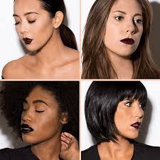 v lipstick diffe skintones