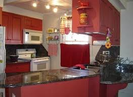 awesome painting kitchen cabinets best paint for kitchen cabinets red color