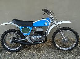 bultaco pursang 250 motorcycles
