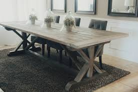 farm dining room table. Farmhouse Dining Room Table And Chairs Farm Style Tables For Sale Made From Wood With White Color Plant In Carpet Mirror