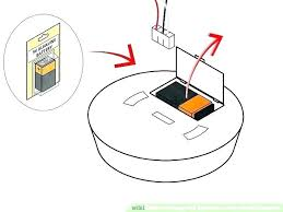 smoke alarm beeping without battery how to stop smoke detector from chirping without battery image titled smoke detector beeping smoke alarm beeping twice