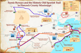 hancock county scenic byways