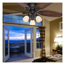 Bedroom ceiling fans Stylish Beacon Lighting Hunter Fan At Menards