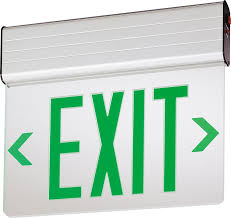 Lithonia Lrp Exit Lights Exit Lights North Coast Electric