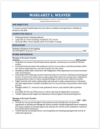Accounts Payable Manager Resume Magnificent Accounts Payable Resume Examples] 44 Images Accounts Payable