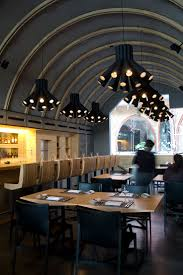 restaurant bar lighting. wooden ceiling designs for restaurants burgundy wine barrestaurant lighting by pslab restaurant bar