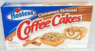 I love how the streusel turns slightly crunchy when baked, and its grainy texture contrasts so nicely with the soft and moist. Hostess Cinnamon Streusel Coffee Cake 1 44oz 32 Count 2 Boxes 18 26 Picclick Uk