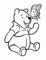 Winnie The Pooh Printable Coloring Pages - fablesfromthefriends.com