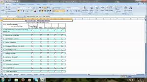 Survey Forms In Excel survey questionnaire in excel 224 part 224mp24 YouTube 1