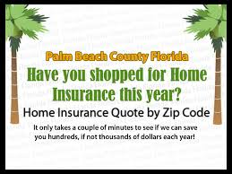 home insurance palm beach county florida