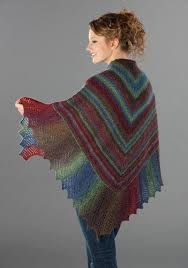 Knitted Shawl Patterns Fascinating Top 48 Free Shawl Knitting Patterns