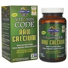 garden of life raw calcium. Perfect Calcium Garden Of LifeVitamin Code Raw Calcium Inside Of Life 1