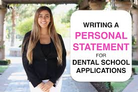 writing a personal statement for dental school apps aadsas writing a personal statement for dental school apps aadsas