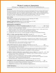 Sample Law Resume Harvard Business School With Regard To Cover