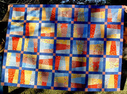 March of the Crazy Nine Patch - allsorts & I've made major progress on the crazy nine patch quilt I started back in  October. After much hand wringing and changing of mind, ... Adamdwight.com