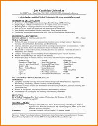 Transform Lab Technician Resume Sample For Your Msc Microbiology 9