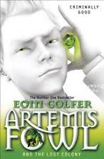 item 5 artemis fowl and the lost colony by colfer eoin paperback book the fast free artemis fowl and the lost colony by colfer eoin paperback book the