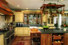 exellent rustic country kitchen designs for design decorating stylish country kitchen decorating ideas