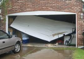 broken garage doorGarage Door Safety