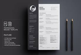 Modern Typographic Resume Set 50 Cv Resume Cover Letter Templates For Word Pdf 2017
