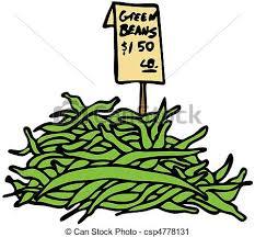 green beans clip art. Interesting Art Green Beans  Csp4778131 To Clip Art