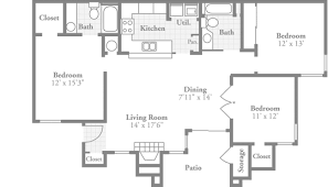 3 Bedroom Floor Plans Custom Design Inspiration