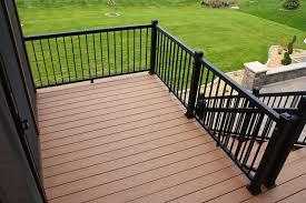 menards aluminum railing system menards aluminum deck railing