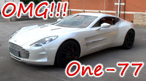 aston martin one 77 black interior. aston martin one77 thunderous startups huge revs and an overview youtube one 77 black interior