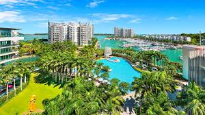 Sentosa Designs Luxury Resort Hotel On Sentosa Island Singapore W