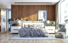 tv accent wall bedroom wooden for stand wood walls behind