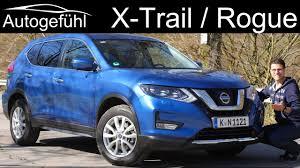 <b>Nissan X</b>-<b>Trail Rogue</b> FULL REVIEW Facelift - this or Qashqai ...