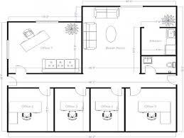 Floorplan  Six City Center Executive OfficesFloor Plan Office