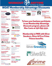 with area businesses and our local munity to offer promotional s for you please call workout anytime cleveland for our cur promotions