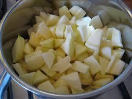 Afbeeldingsresultaat voor zelfgemaakte appelmoes